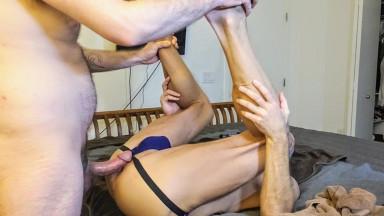 jpeightninezero gives me a hot breeding with his big dick