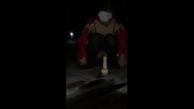 outdoor masturbation⑤