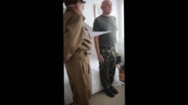 punishment log 22 part 1 military style discipline