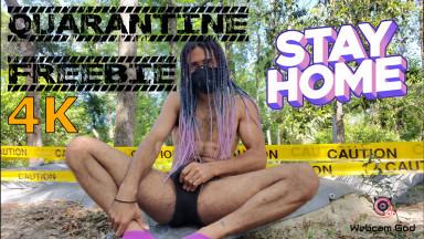 quarantine freebie (stay home!) (4k)