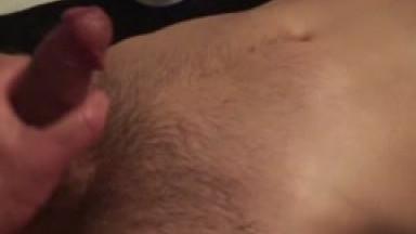 an edged orgasm