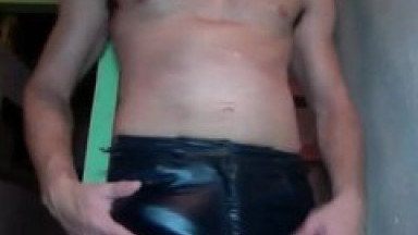 leather wank