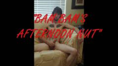 bam bam's afternoon nut promo