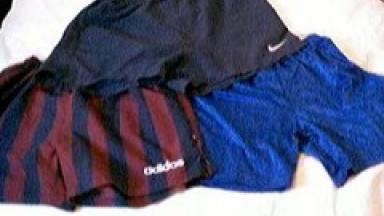 3 new shorts